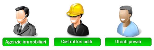 Registrazione utenti di Immobili e case in Umbria